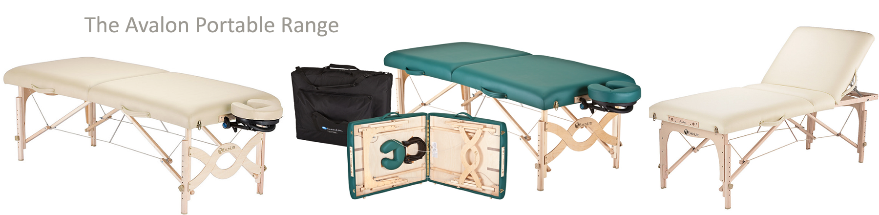 Avalon Professional Massage Table Collection - EarthLite Australia.