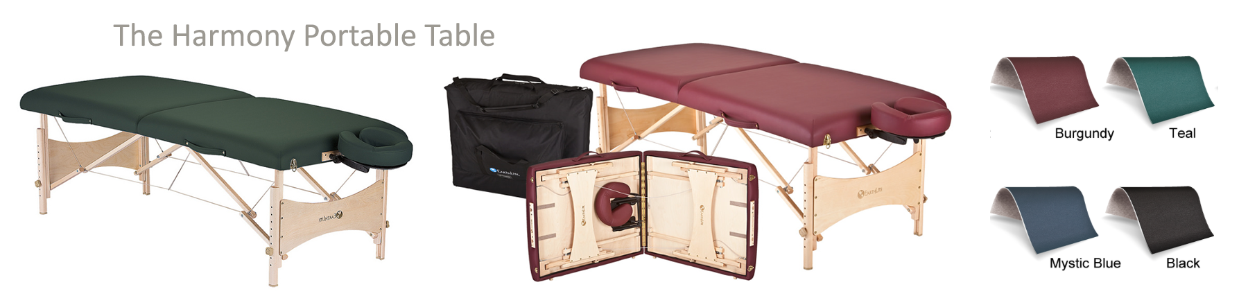Massage table sale - Harmony Massage Table Collection by EarthLite.