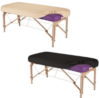 Professional Fitted PU Massage Table Cover. EarthLite Australia